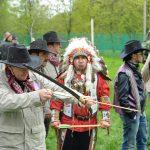 тимбилдинг Дикий запад, День примирения
