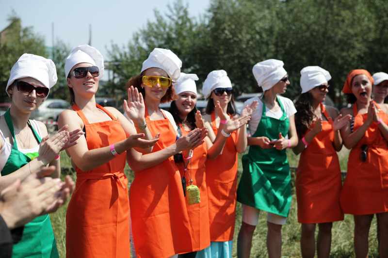 кулинарный тимбилдинг - teampower