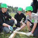 строительный тимбилдинг