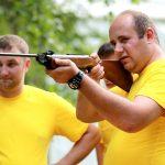 Спортивный тимбилдинг Русский экстрим