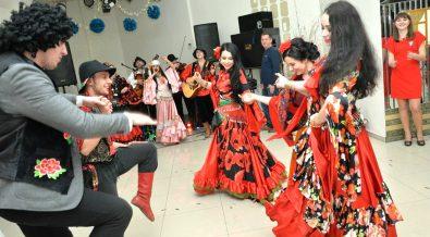 Цыганская вечеринка