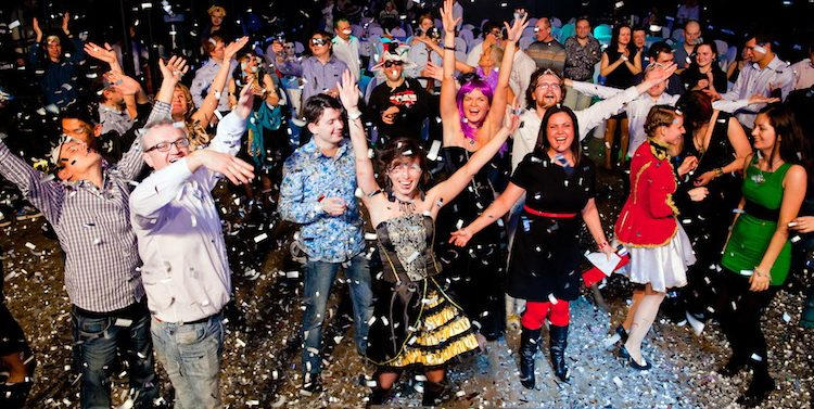 Новый Год в Сан-ремо - Организация Новогодних корпоративов