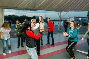 Тимбилдинг Воздушные гонки - TeamPower - организация праздников